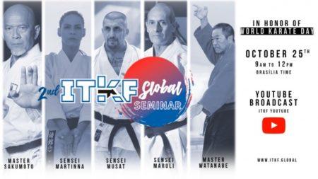 2do Seminario Global ITKF 2020