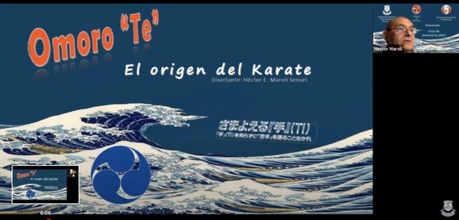 La mano Omoro en los orígenes del Karate